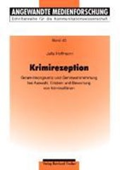 Krimirezeption
