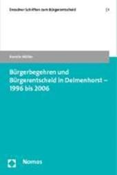 Bürgerbegehren und Bürgerentscheid in Delmenhorst 1996 bis 2006