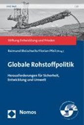 Globale Rohstoffpolitik