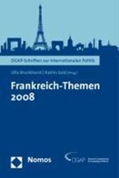 Frankreich-Themen 2008