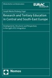 Research and Tertiary Education in Central and South-East Europe