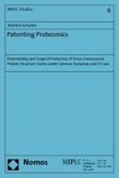 Patenting Proteomics