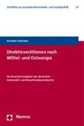 Direktinvestitionen nach Mittel- und Osteuropa