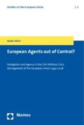 European Agents out of Control?