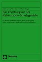 Das Rechtsregime der Natura 2000-Schutzgebiete
