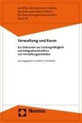 Verwaltung und Raum
