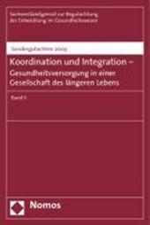 Koordination und Integration - Gesundheitsversorgung in einer Gesellschaft des längeren Lebens