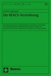 Die REACh-Verordnung