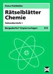 Rätselblätter Chemie