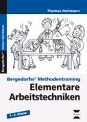 Bergedorfer Methodentraining: Elementare Arbeitstechniken