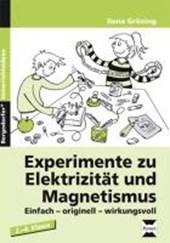 Experimente zu Elektrizität und Magnetismus