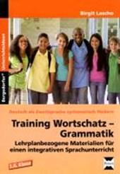 Training Wortschatz - Grammatik. 5./6. Klasse