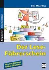 Der Lese-Führerschein - 1./2. Klasse