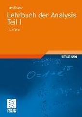 Lehrbuch der Analysis 01