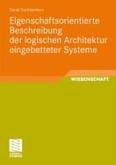 Eigenschaftsorientierte Beschreibung der logischen Architektur eingebetteter Systeme