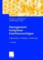 Management komplexer Familienvermogen