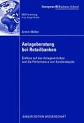 Anlageberatung Bei Retailbanken