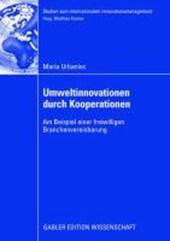 Umweltinnovationen Durch Kooperationen