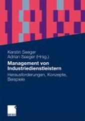 Management Von Industriedienstleistern