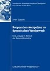 Kooperationskompetenz Im Dynamischen Wettbewerb