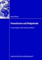 Finanzkrisen Und Hedgefonds