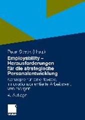 Employability - Herausforderungen fur die strategische Personalentwicklung