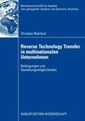 Reverse Technology Transfer in Multinationalen Unternehmen