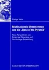 """Multinationale Unternehmen Und Die """"base of the Pyramid"""""""