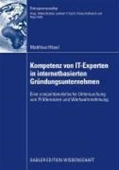 Kompetenz Von It-Experten in Internetbasierten Grundungsunternehmen