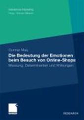 Die Bedeutung Der Emotionen Beim Besuch Von Online-Shops