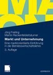 Markt und Unternehmung