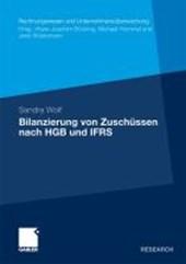 Bilanzierung Von Zuschussen Nach Hgb Und Ifrs