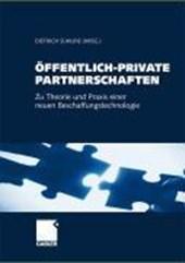 Offentlich-Private Partnerschaften
