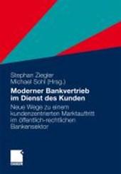 Moderner Bankvertrieb Im Dienst Des Kunden
