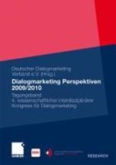 Dialogmarketing Perspektiven 2009/2010