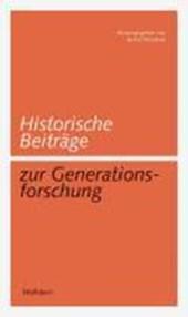 Historische Beiträge zur Generationsforschung