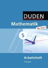 Mathematik Na klar! 5 Arbeitsheft Thüringen Regelschule