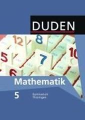 Duden Mathematik - Sekundarstufe I - Gymnasium Thüringen - 5. Schuljahr. Schülerbuch