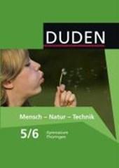 Mensch-Natur-Technik Klasse 5/6 Lehrbuch Thüringen Gymnasium