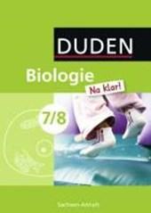 Biologie Na klar! 7/8 Lehrbuch Sachsen-Anhalt Sekundarschule
