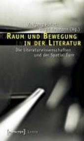 Raum und Bewegung in der Literatur