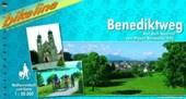 Bikeline Radtourenbuch Benediktweg
