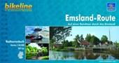 bikeline Radtourenbuch Emsland-Route