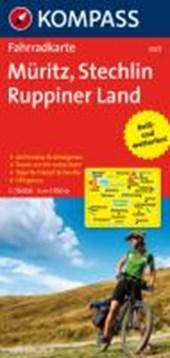 Kompass FK3027 Müritz, Stechlin, Ruppiner Land