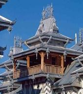 Gypsy Architecture