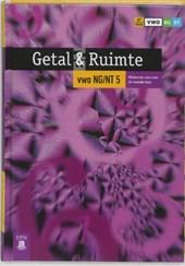 Getal & ruimte / Vwo NG/NT5 / deel Leerlingenboek