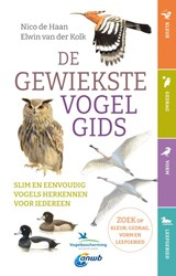 De gewiekste vogelgids | Nico de Haan ; Elwin van der Kolk | 9789021579146