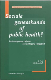 Sociale geneeskunde of public health