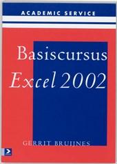 Basiscursus Excel