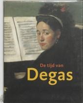 De tijd van Degas